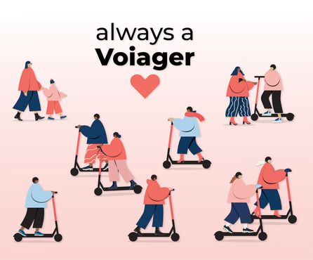 Always a Voiager