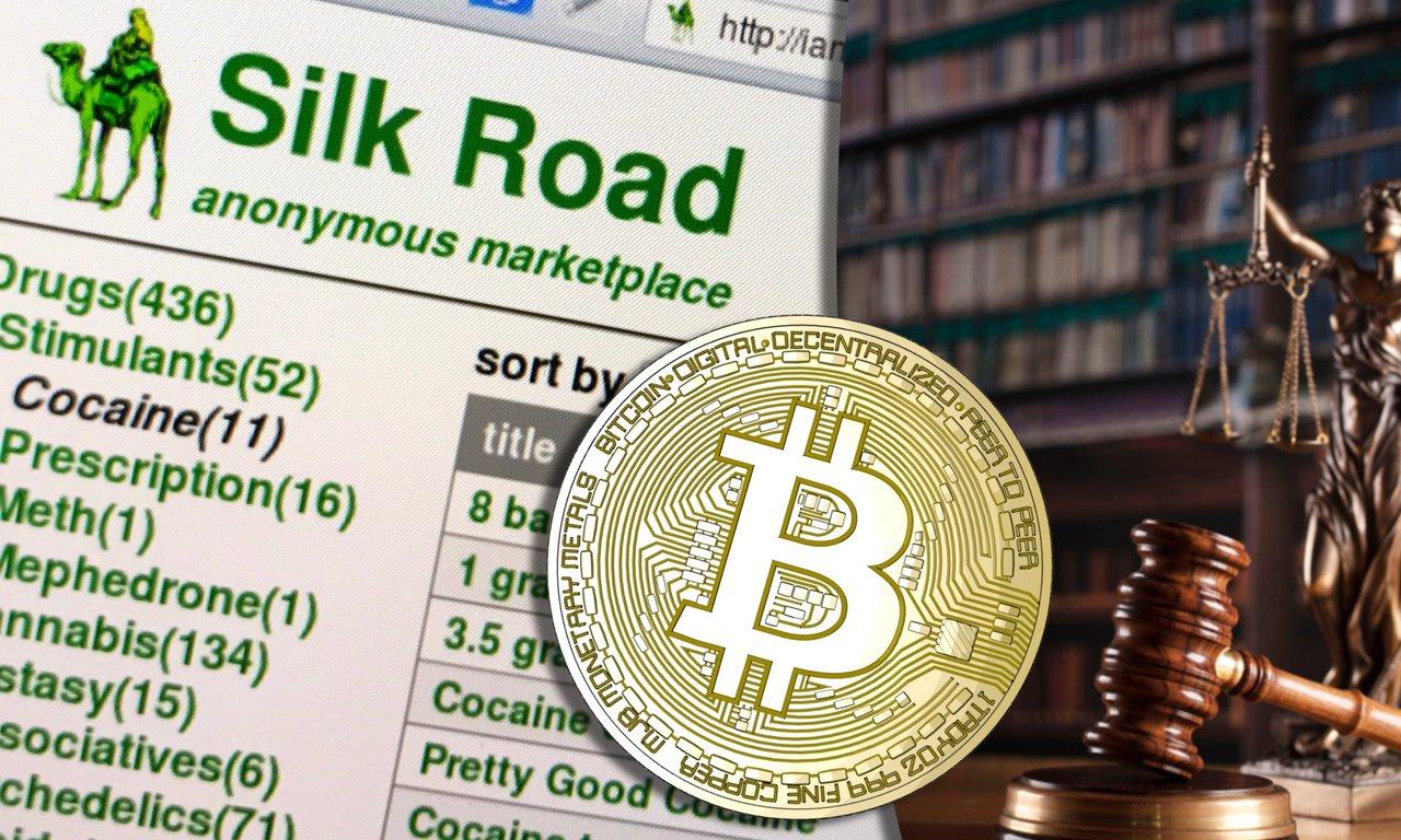 Miljardöverföring i bitcoin från Silk Road-adress visade sig vara polisbeslag