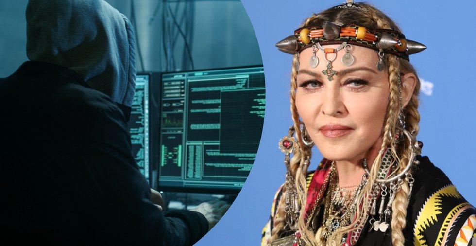 Hackare ska auktionera ut juridisk information tillhörande Madonna