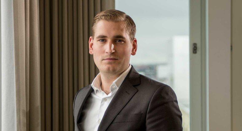 Alexander Franzén berättar om vägen till drömyrket på ledande investmentbank