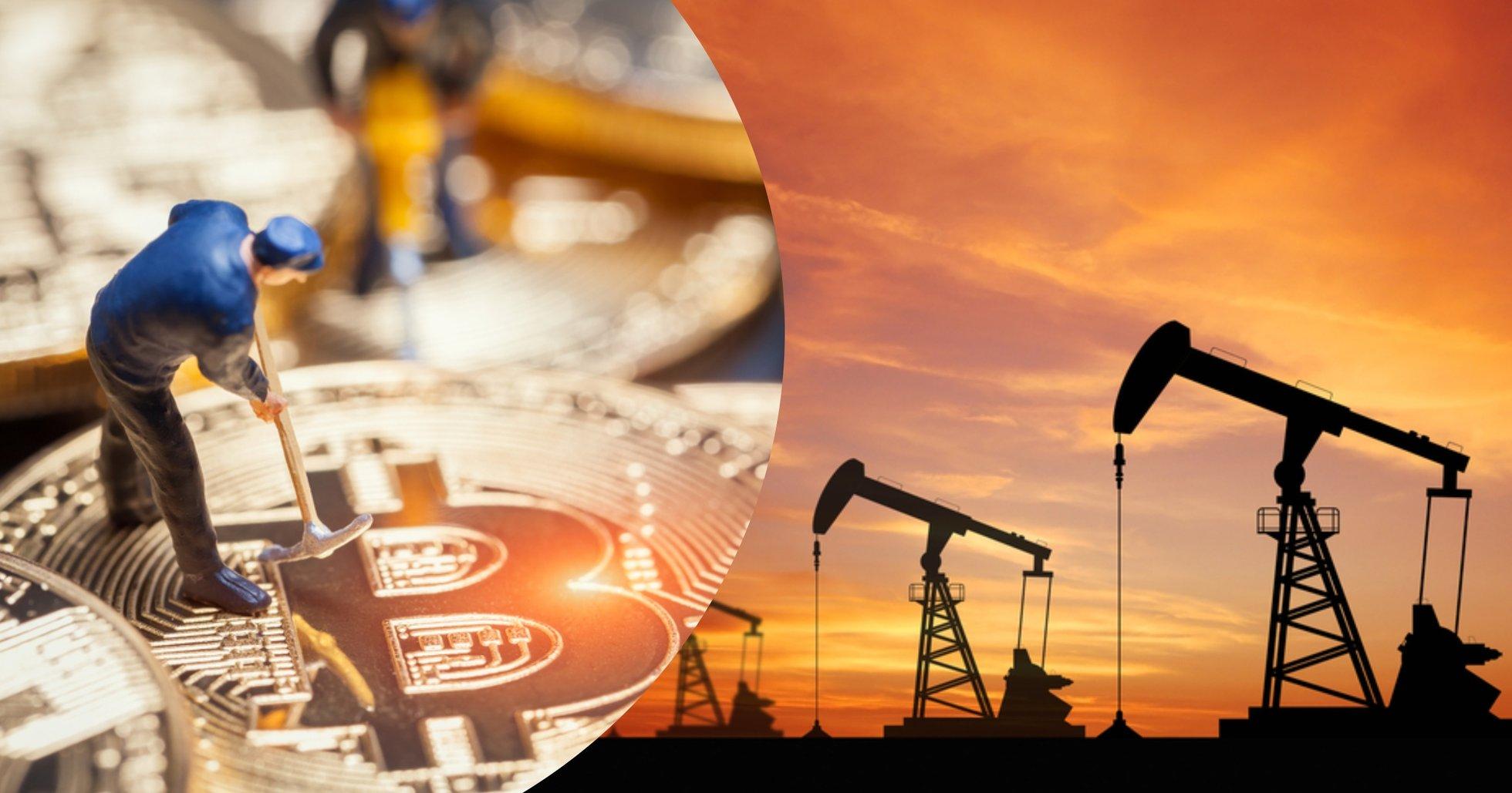 Kryptoprofil: Om fem år kommer oljebolag dominera bitcoin-mining