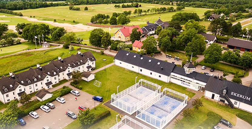 Öländska Ekerum Resorts satsning på att ha öppet året runt har ökat deras omsättning från 38 till 58 miljoner kronor.
