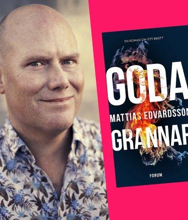 Författaren Mattias Edvardsson raserar bilden av det idylliska villakvarteret