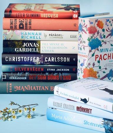 Har du läst årets kanske bästa böcker?