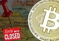 Ännu en polsk kryptobörs stänger ner – utan förvarning