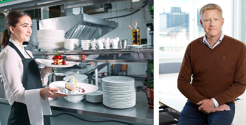Peter Thomelius, HR- och utbildningschef på Visita. Foto: Colorbox/Visita