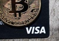 Visa öppnar för att tillåta betalningar i kryptovaluta – bitcoinpriset stiger