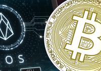 Eos ökar mest på lugna kryptomarknader