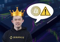 The king of crypto issues warning: Bitcoin price may get even more volatile
