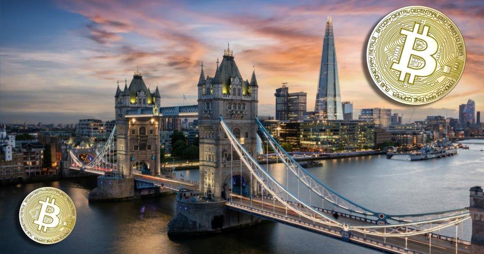 Ny undersökning: 4 av 10 britter tycker att kryptovalutor lika säkra som aktiemarknaden