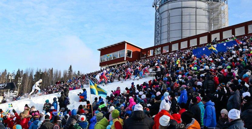 Från Östersunds skidstadion kommer tusentals åskådare att se de tävlande i Tour de Ski i längdskidåkning 2020.