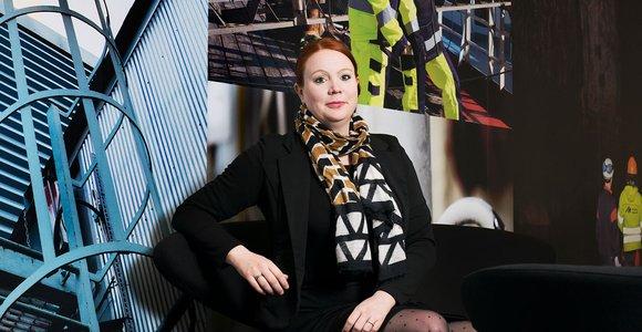 """""""Jag får bredda min kompetens i en koncern med stor potential"""""""