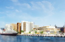 Stordalen bygger lyxhotell i Helsingborg