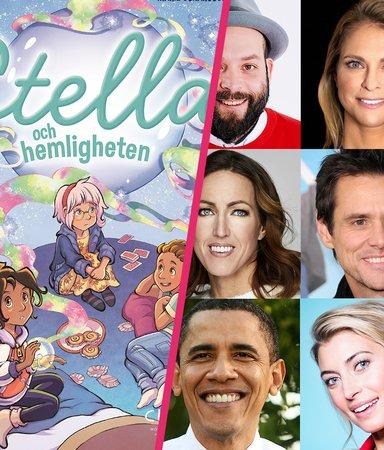 25 kändisar som skrivit barnböcker