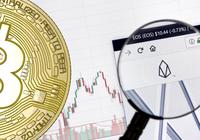 Små nedgångar på kryptomarknaderna – eos backar mest
