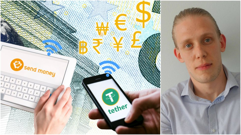 Jan Granroth: Stay away from tether and other fake fiat – it won't end well.