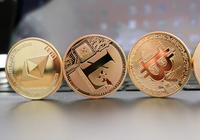 Eos och litecoin stiger mest på uppåtgående kryptomarknader