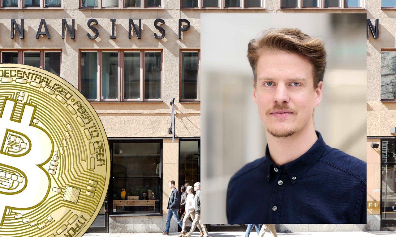 FI borde bidra till att Sverige blir bäst på bitcoin – inte sprida myter och rädsla.