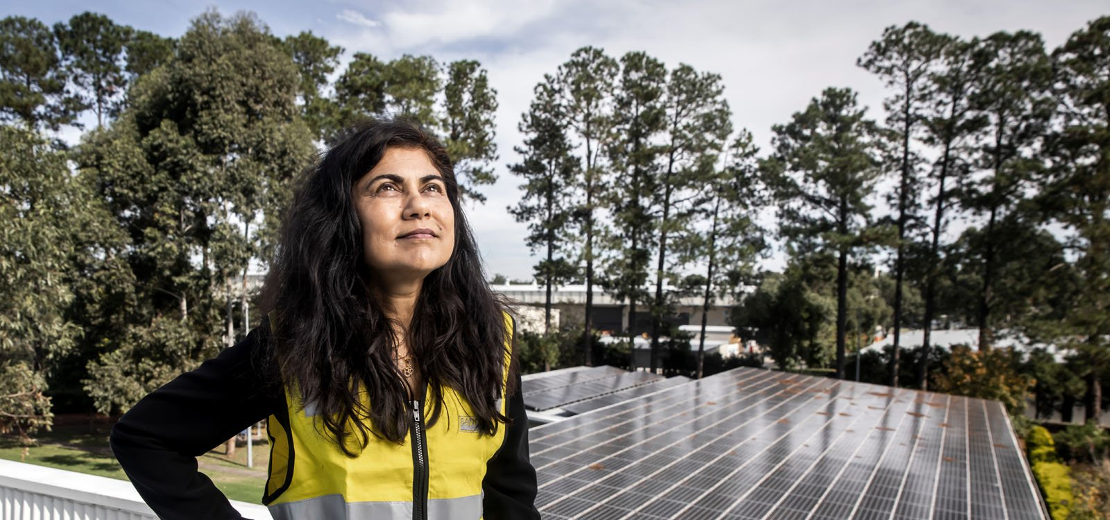 <p>Veena Sahajwalla believes sustainability is the key to improving the global economy for all.</p>