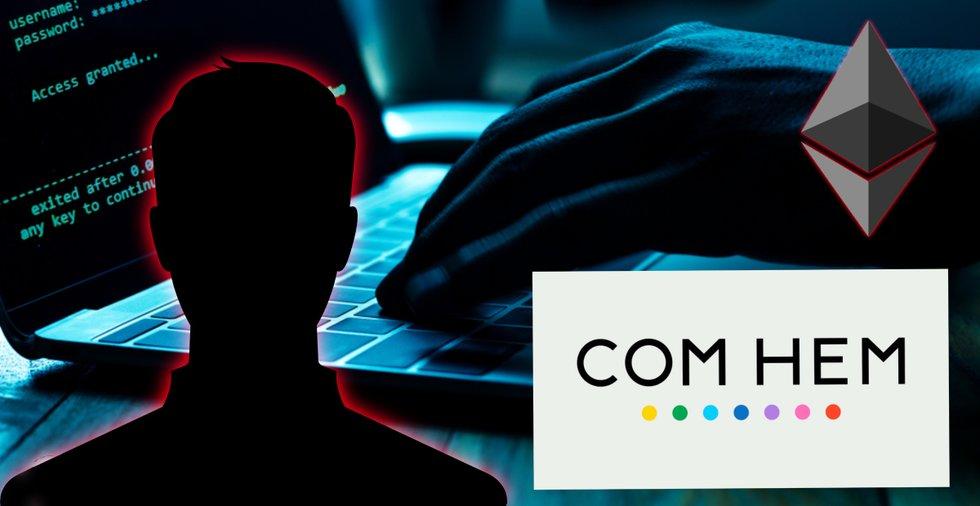 Henrik, 30, hackades på kryptovalutor värda tusentals kronor – på grund av Com Hems bristande säkerhet.