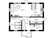 Se planritning för Villa Ullånger