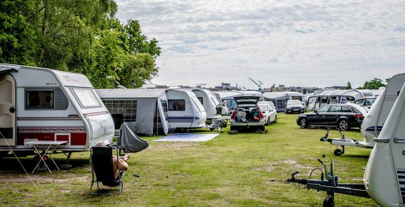 Dragsö camping står inför ett generationsskifte.