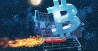 Bitcoinpriset fortsätter sin rusning – har stigit 23 procent på ett dygn