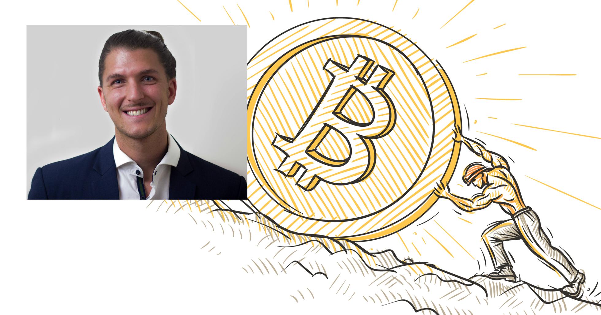 Analys: Därför kan bitcoinkursen vara på väg att rasa ner till 2 000 dollar.