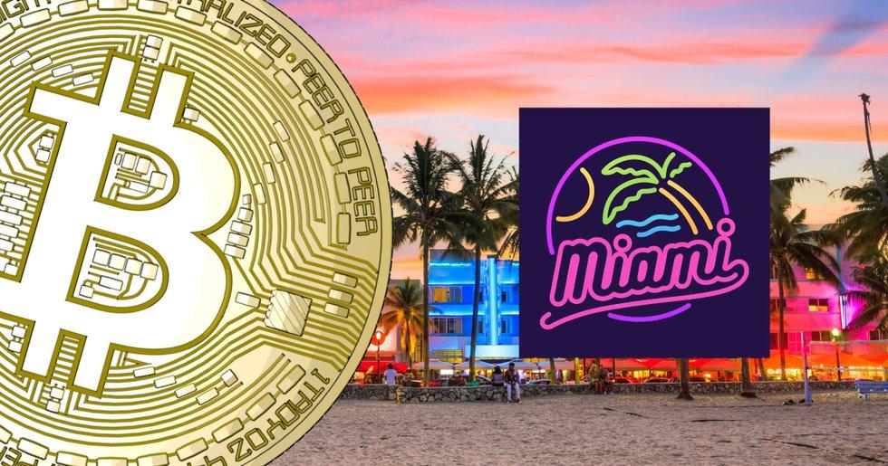 Gigantisk bitcoinkonferens i Miami väntas få över 50 000 besökare.