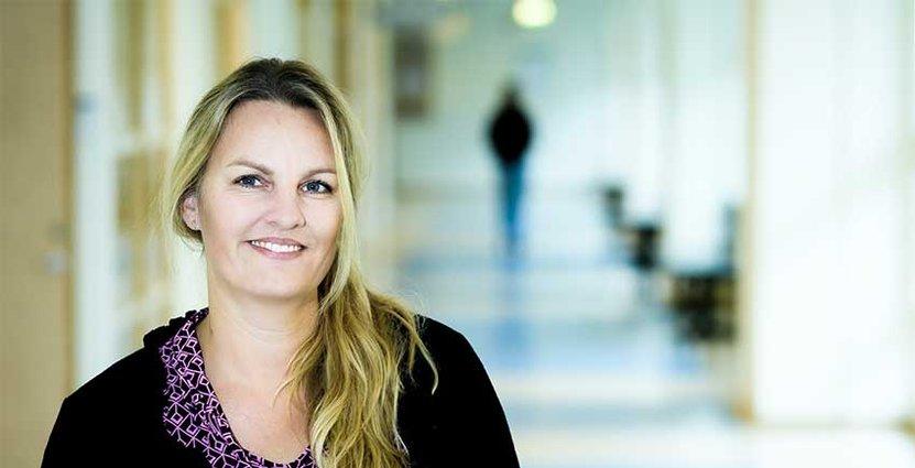 Forskaren Josefine Östrup Back tror att det blir ännu viktigare att skapa<br />  upplevelser som knyter an till det som är nära. Foto: Kennet Ruona