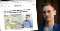 We tried to interview Craig Wright – it ended with him calling us nasty things