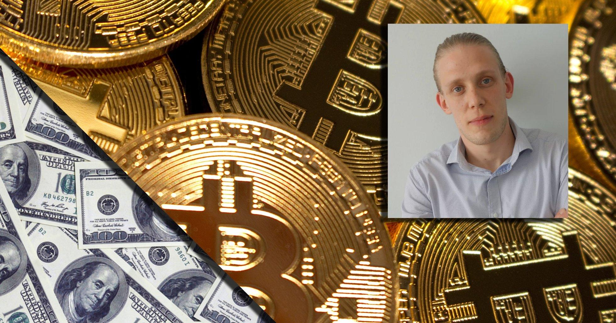 Jan Granroth: Det är inte bitcoin som går upp – det är dollarn som går ner