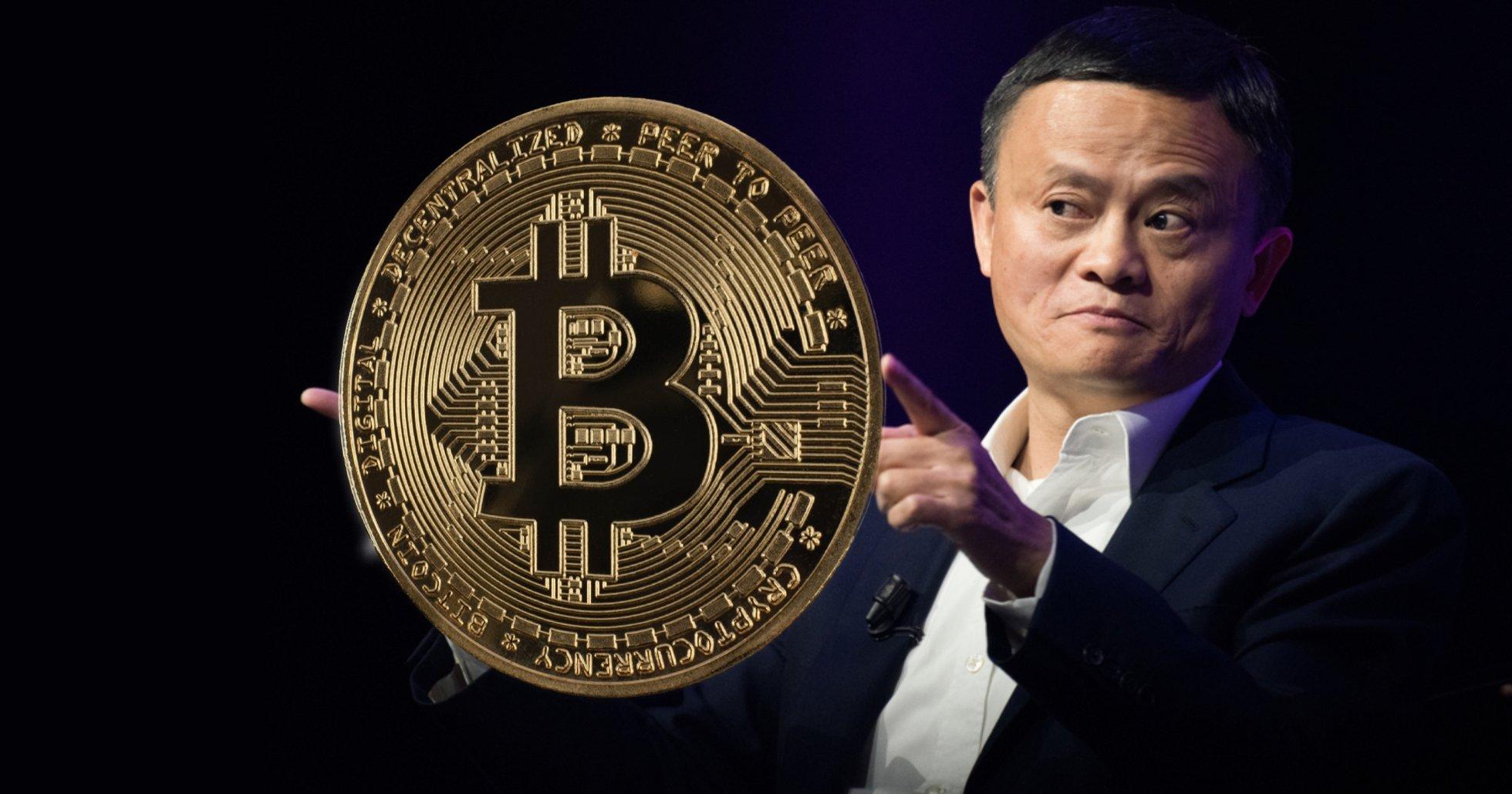 Jack Ma hyllar digitala valutor: Kan hjälpa till att skapa nytt finansiellt system