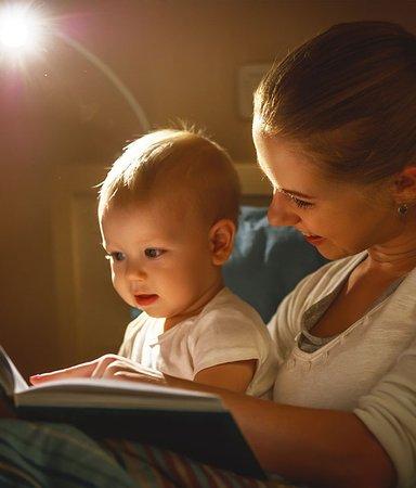 10 fördelar med högläsning - läs för ditt barn!