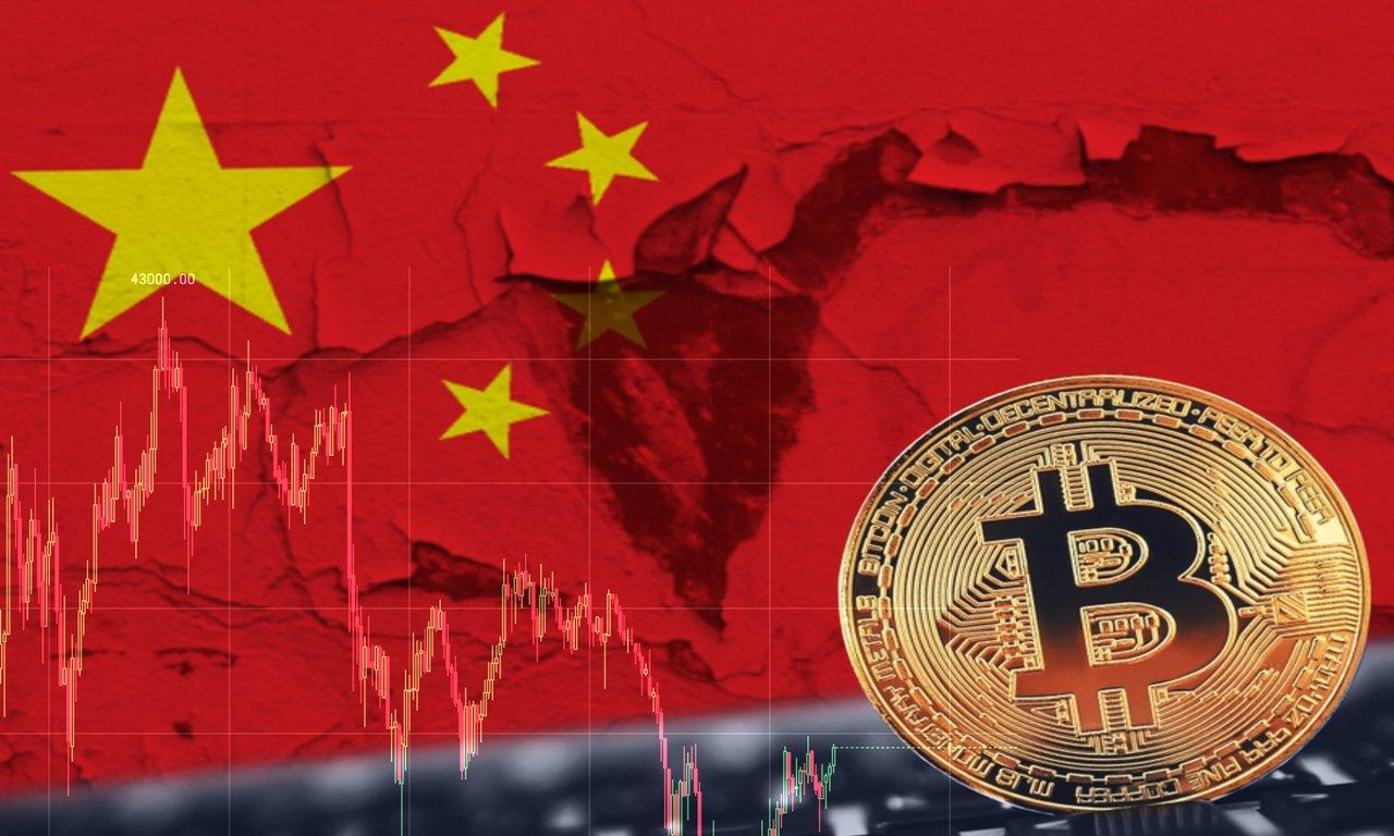 Bitcoinpriset faller med över 10 000 dollar – när Kina vill förbjuda mining