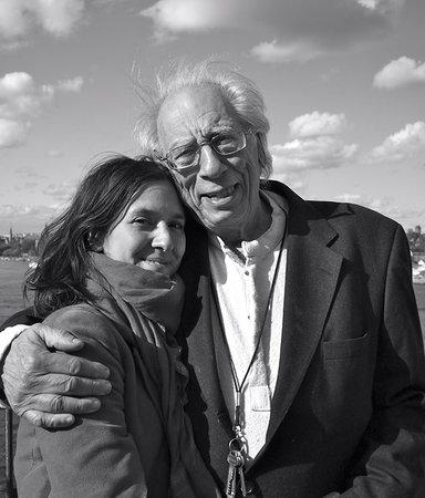 Philomène Grandin skriver om pappan Izzy Young, kärleken och demensen