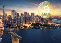 Andrew Yang tippas bli borgmästare i New York – vill göra staden till bitcoinhub