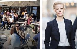 Stockholm sänker hyrorna för restauranger