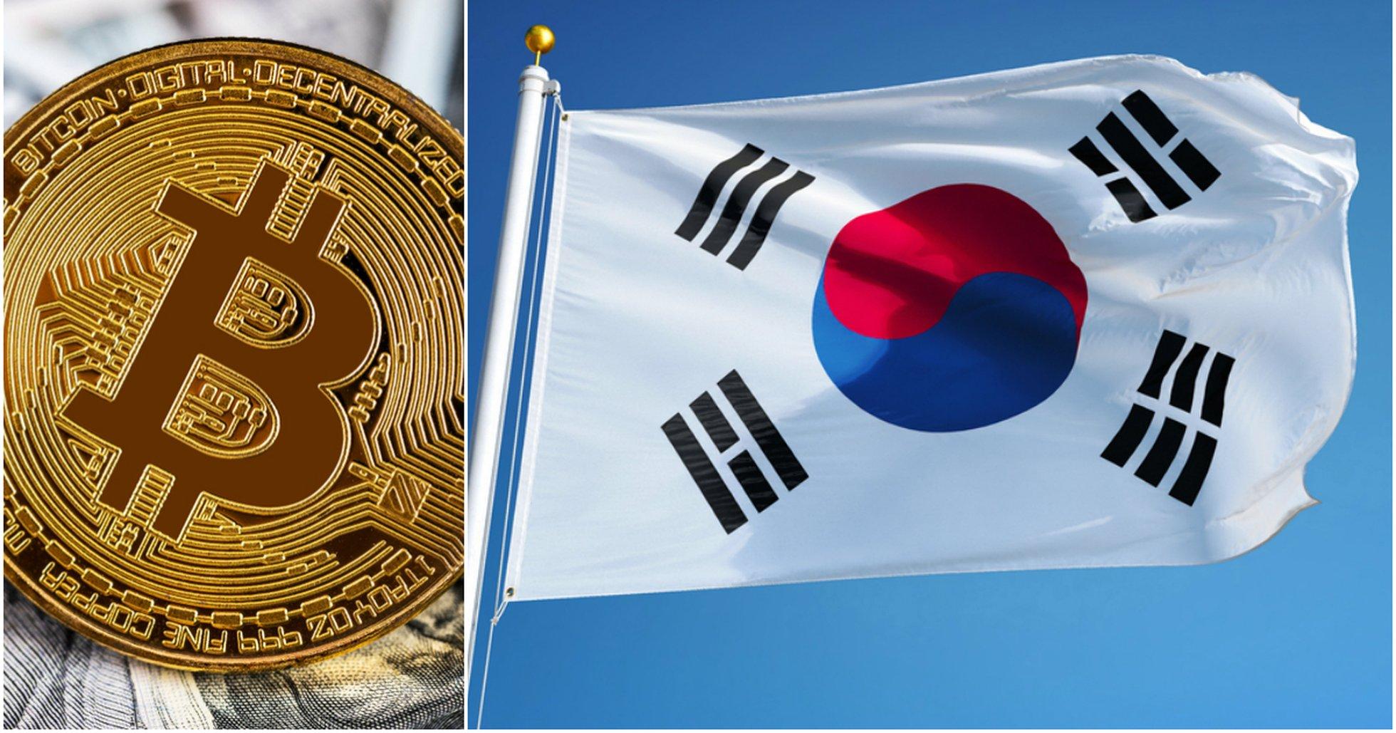 Kryptodygnet: Positiv kurstrend och Sydkorea planerar att lätta upp regler.