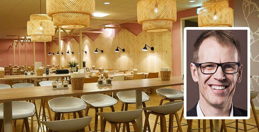 Målet med Fazers gröna projekt är att 140 av företagets 250 restauranger<br /> ska anpassas till konceptet inom fem år. Foto: Fazer