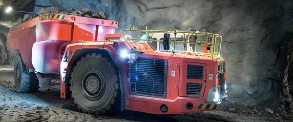 Автоматизация на руднике Эль-Теньенте
