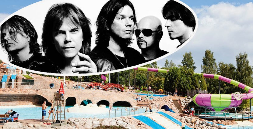 """I juli sjösätts Skara Sommarlands konsertsatsning """"Sommarland Live!"""": tre konserter med bland annat Europe, Stiftelsen och Magnus Uggla."""
