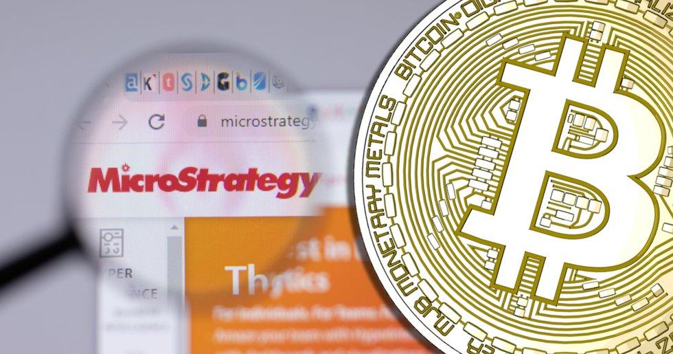 Microstrategy köper bitcoin för ytterligare 177 miljoner dollar