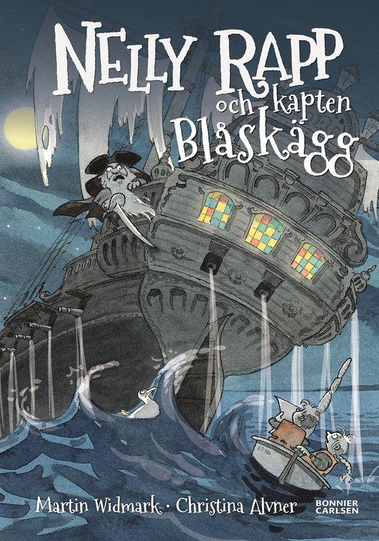 Megastor guide till alla Nelly Rapp-böcker