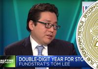 Kryptoanalytikern Tom Lee: Den här bitcoinrusningen har bara börjat