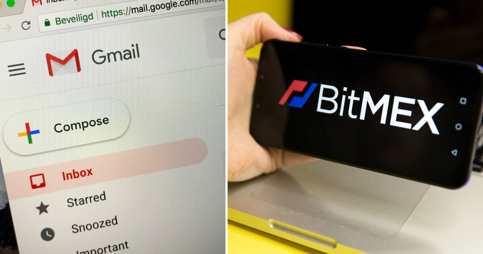 Crypto exchange Bitmex has leaked its users' email addresses.