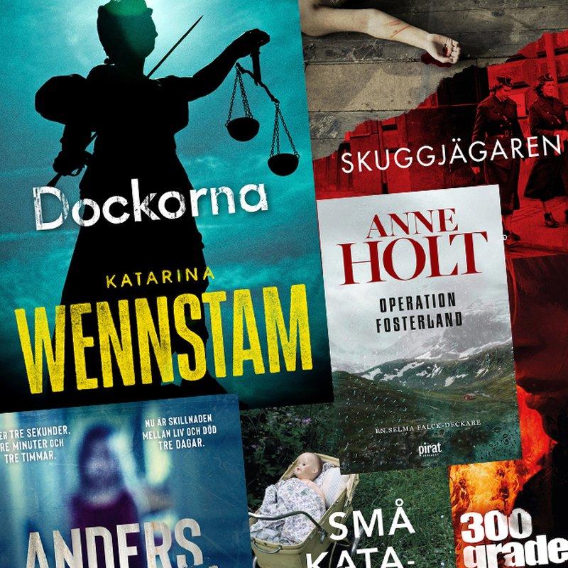 7 spänningsromaner som innehåller samhällskritik