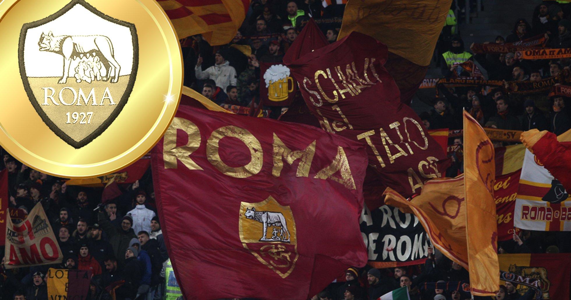 Fotbollslaget AS Roma skapar egen kryptovaluta