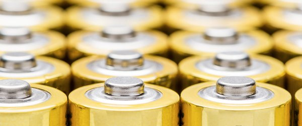 Baterías de oro
