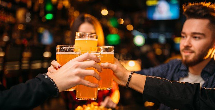 En ny novus-undersökning visar att stockholmarna längtar efter att få gå på nattklubb. Foto: Colorbox